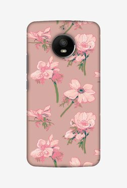 Amzer Floral Beauty Hard Shell Designer Case For Moto E4 Plus