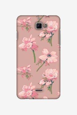 Amzer Floral Beauty Hard Shell Designer Case For Coolpad Dazen 1