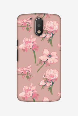 Amzer Floral Beauty Hard Shell Designer Case For Moto G4 Play