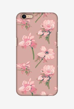 Amzer Floral Beauty Hard Shell Designer Case For Oppo A39