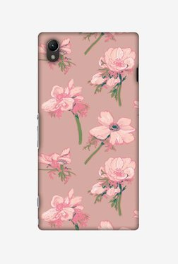 Amzer Floral Beauty Hard Shell Designer Case For Sony Xperia Z1 L39h
