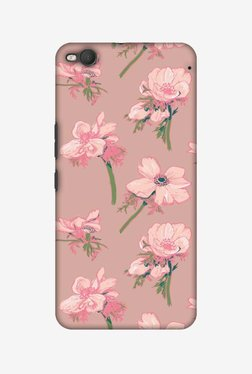 Amzer Floral Beauty Hard Shell Designer Case For HTC One X9