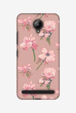 Amzer Floral Beauty Hard Shell Designer Case For Lenovo C2