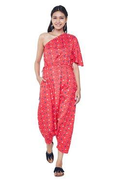 f808fa5b402 Buy Global Desi Jumpsuits - Upto 70% Off Online - TATA CLiQ