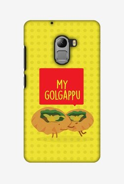 Amzer My Golgappu Hard Shell Designer Case For Lenovo A7010/K4 Note