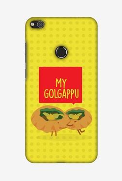 Amzer My Golgappu Designer Case For Huawei P8 Lite