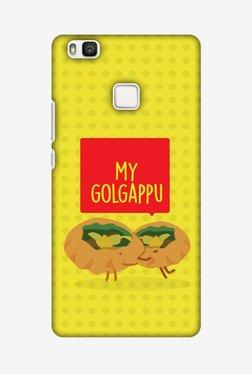 Amzer My Golgappu Designer Case For Huawei P9 Lite