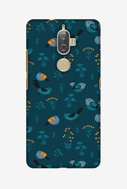 Amzer Sparrow Hard Shell Designer Case For Lenovo K8 Plus