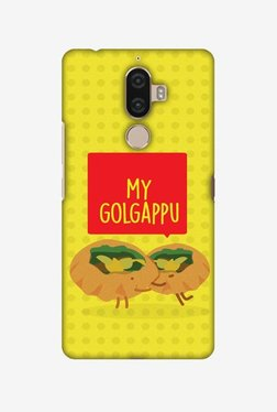 Amzer My Golgappu Hard Shell Designer Case For Lenovo K8 Note