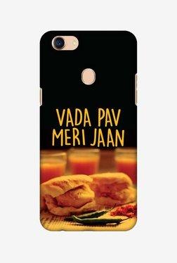 Amzer Vada Pav Meri Jaan Hard Shell Designer Case For Oppo F5/F5 Youth
