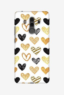 Amzer I Heart Hearts Designer Case For Huawei Mate 10 Pro
