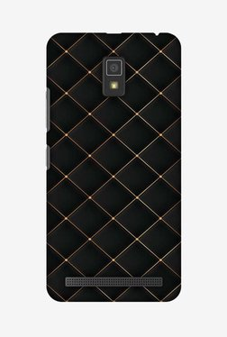 Amzer Golden Elegance Hard Shell Designer Case For Lenovo A6600/A6600 Plus
