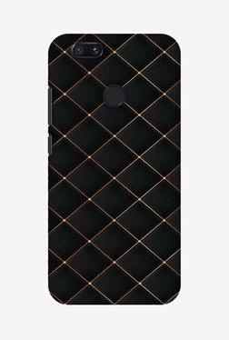Amzer Golden Elegance Hard Shell Designer Case For Mi A1/Mi 5X