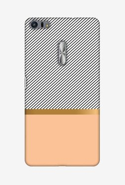 Amzer Stripe Away Hard Shell Designer Case For Asus ZenFone 3 Ultra