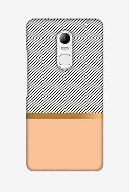 Amzer Stripe Away Hard Shell Designer Case For Lenovo Vibe X3