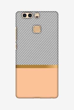 Amzer Stripe Away Hard Shell Designer Case For Huawei P9 Plus