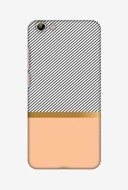 Amzer Stripe Away Hard Shell Designer Case For Vivo Y69