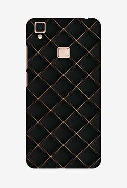 Amzer Golden Elegance Hard Shell Designer Case For Vivo V3Max