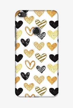 Amzer I Heart Hearts Designer Case For Huawei P8 Lite