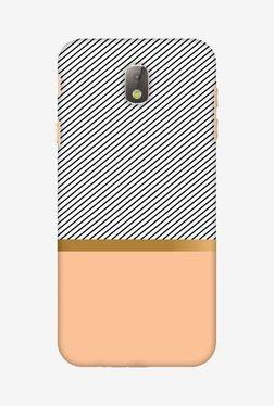 Amzer Stripe Away Hard Shell Designer Case For Samsung J7 Pro