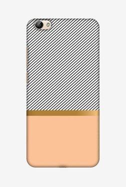 Amzer Stripe Away Hard Shell Designer Case For Vivo Y66