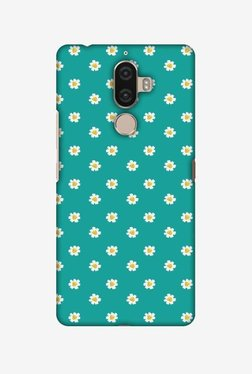 Amzer Daisies Hard Shell Designer Case For Lenovo K8 Note