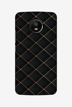 Amzer Golden Elegance Hard Shell Designer Case For Moto E4 Plus