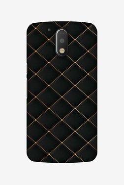 Amzer Golden Elegance Hard Shell Designer Case For Moto G4 Play
