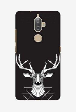 Amzer Geometric Deer Hard Shell Designer Case For Lenovo K8 Plus