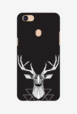 Amzer Geometric Deer Hard Shell Designer Case For Oppo F5/F5 Youth