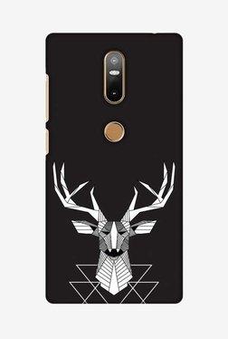 Amzer Geometric Deer Hard Shell Designer Case For Lenovo Phab 2 Plus