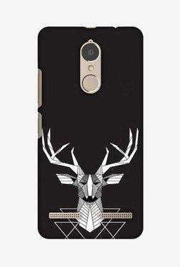 Amzer Geometric Deer Hard Shell Designer Case For Lenovo K6/K6 Power