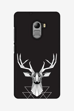 Amzer Geometric Deer Hard Shell Designer Case For Lenovo A7010/K4 Note