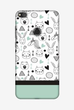 Amzer Unicorns Designer Case For Huawei P8 Lite
