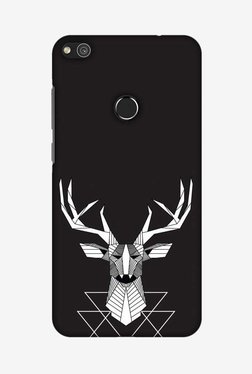 Amzer Geometric Deer Designer Case For Huawei P8 Lite