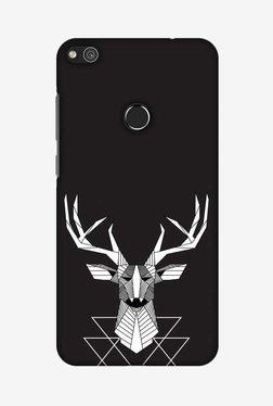 Amzer Geometric Deer Designer Case For Huawei P8 Lite