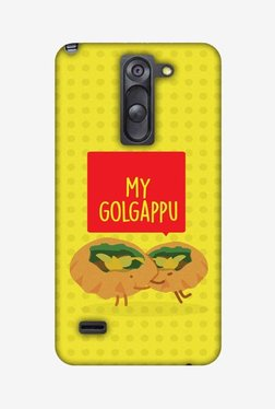 Amzer My Golgappu Hard Shell Designer Case For LG G3 Stylus