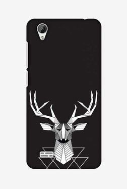 Amzer Geometric Deer Hard Shell Designer Case For Vivo Y31