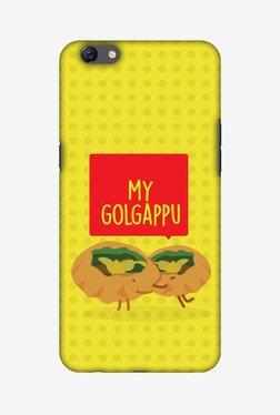 Amzer My Golgappu Hard Shell Designer Case For Oppo F3 Plus