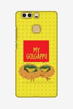 Amzer My Golgappu Hard Shell Designer Case For Huawei P9 Plus