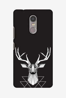 Amzer Geometric Deer Hard Shell Designer Case For Lenovo K6 Note