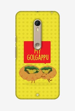 Amzer My Golgappu Hard Shell Designer Case For Moto X Pure Edition/Moto X Style