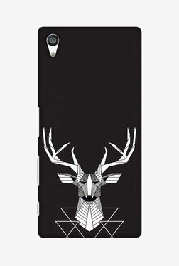 Amzer Geometric Deer Hard Shell Designer Case For Sony Xperia Z5