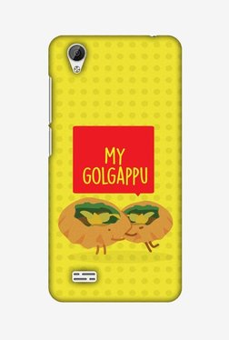 Amzer My Golgappu Hard Shell Designer Case For Vivo Y31