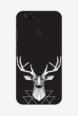 Amzer Geometric Deer Hard Shell Designer Case For Mi A1/Mi 5X