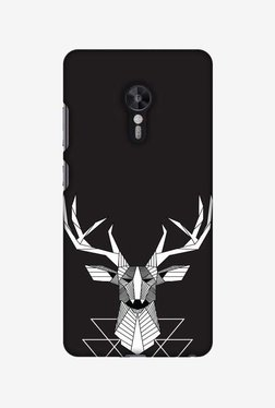 Amzer Geometric Deer Hard Shell Designer Case For Lenovo ZUK Z2 Pro