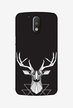 Amzer Geometric Deer Hard Shell Designer Case For Moto G4 Play