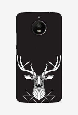 Amzer Geometric Deer Hard Shell Designer Case For Moto E4 Plus