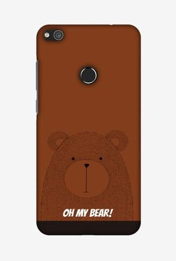 Amzer Bear Designer Case For Huawei P8 Lite