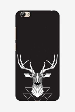 Amzer Geometric Deer Hard Shell Designer Case For Vivo Y66
